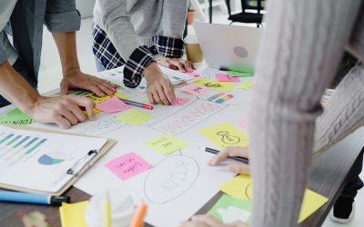 Implementación de OKR como estrategia corporativa