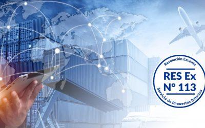 SII establece Obligatoriedad para emitir Factura de Exportación en formato electrónico